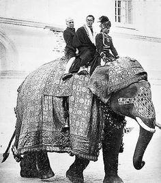 His Holiness the Dalai Lama with Pandit Jawahar Lal Nehru , India 1956