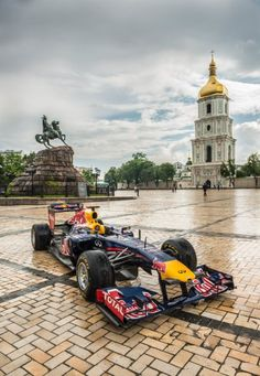 RB7 gets acquainted with the city of Kiev