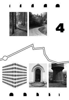 Quarta tappa del percorso: via San Gottardo. #giulianochimenti www.giulianochimenti.com