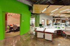 iProspect digital marketing agency office