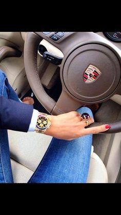 #Porsche #Rolex #Style #rich