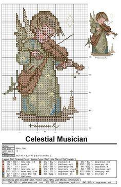 Angel Celestial Musician