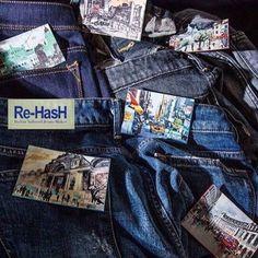 Re-HasH - исключительно made in Italy, тщательно продуманный в деталях, с безупречной посадкой, способный удовлетворить желания самой широкой и разнообразной публики.  Коллекция весна-лето 2017 уже в продаже. Ждём Вас!  Revival boutique  г. Ярославль, ул. Трефолева, 20Б