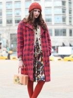 Street Style: All Vintage Everything #refinery29