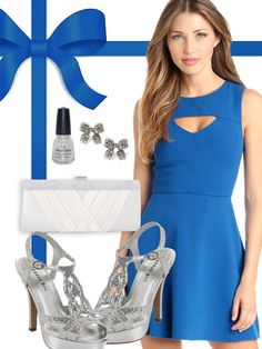 Sexy Dallas Cowboys Inspired Date Night Look