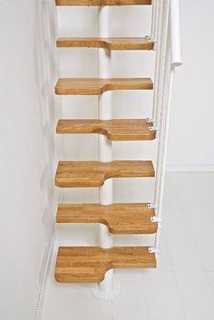 Afbeeldingsresultaat voor space saving stairs