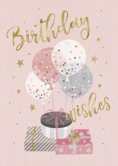 Birth Day QUOTATION – Image : Quotes about Birthday – Description Claire Mcelfatrick – Balloons Sharing is Caring – Hey can you Share this Quote !