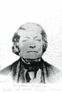 Jens Jensen (1801-1880)   Michael John Brady and Margaret Jeanne