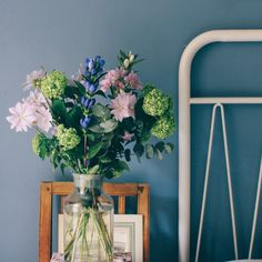 Friday flowers from Volang