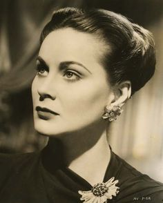 Alida Valli in The Paradine Case (Alfred Hitchcock, 1947)