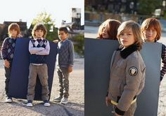 Benetton Kids Autumn Winter Collection