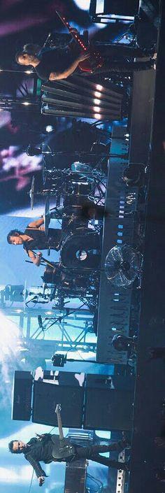 #Muse live #DronesWorldTour 2015/2016                                                                                                                                                                                 More