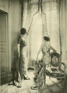 Les Createurs de La Mode 1910 - 13 - Coin de Salon - Callot Seurs