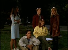 Another view of Cordy's dress. buffy graduation day - Google Search