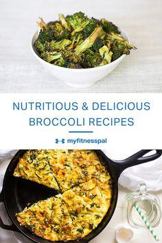 Serving up broccoli