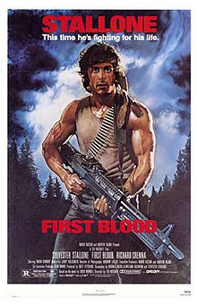 """Before RAMBO there was """" FIRST BLOOD """" the 1982 Film that introduced John Rambo what makes this better than the rest is because it was believable and you really felt for the character. A Ted Kotcheff Masterpiece ! This film EXPLODED at the Box Office ! I even seen it twice !"""