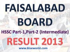 intermediate board lahore past papers