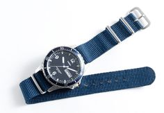 J Crew x Timex Dive Watch