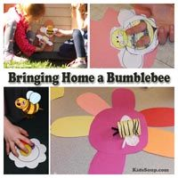 Bees Crafts, Activities, Lessons, Games, and Printables   KidsSoup