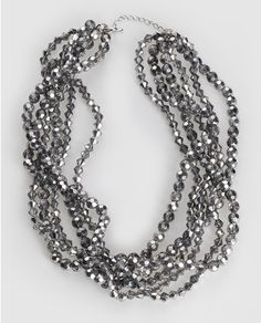 Cristal de estilo de verano espiral Maix colgantes de los collares ... bfb404231ec7