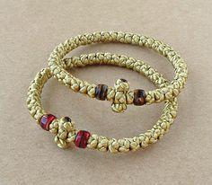 Handmade Koboskini Orthodox Prayer Rope Christian Bracelet