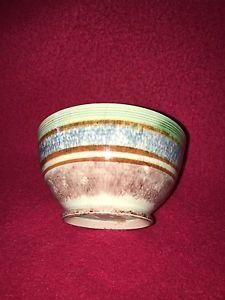 Staffordshire Pearlware Mochaware Slip Waste Bowl Unusual CA 1820 Spatterware | eBay