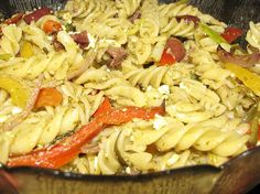 Rainbow Gospel Radio | Pesto Pasta Salad Recipe