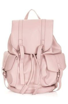 Pretty pastel backpack for school.