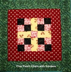 Five Patch Chain
