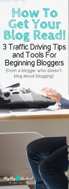If you are asking yourself how to create a blog that actually gets readers, this post outlines 3 tips and tools for beginning bloggers to drive traffic to their site and actually gain an audience.