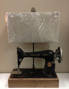sewing machine makes
