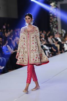 2015 PFDC Loreal Paris Bridal Week Misha Lakhani Formal Collection Pictures