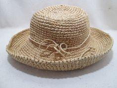 Women's Hat Beige Brenton Cloche by CorvidaeCuriosity on Etsy, $14.00