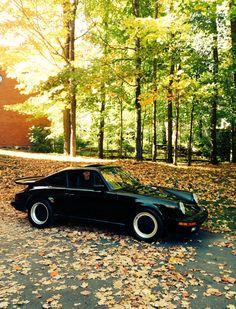 Porsche 911 carrera (G50) 1989