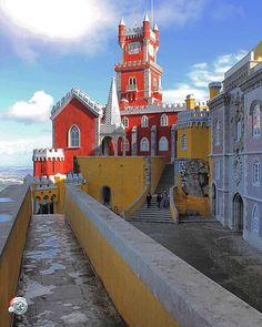 present  IG  S P E C I A L  M E N T I O N | P H O T O |  @andre_madureira86  L O C A T I O N | Palacio da Pena Sintra - Portugal  __________________________________  F R O M | @ig_europa A D M I N | @emil_io @maraefrida @giuliano_abate F E A U T U R E D  T A G | #ig_europa #ig_europe  M A I L | igworldclub@gmail.com S O C I A L | Facebook  Twitter M E M B E R S | @igworldclub_officialaccount  F O L L O W S  U S | @igworldclub @ig_europa  __________________________________  Visit our friends…
