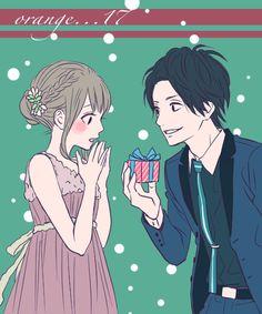Orange Takano Ichigo : So sweet *fangirling* ( ´艸`)