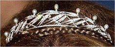 The King Orlov Gift Tiara(Norway) given to Princess Martha Louise on her 18th birthday...