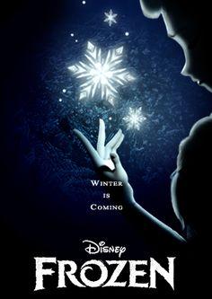 Frozen Custom-made Poster 2 by HKY91 on deviantART