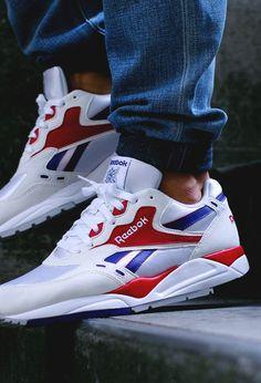 zapatos reebok rojos para hombres 80