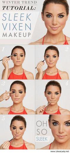 Makeup diy - Maquillaje parpados