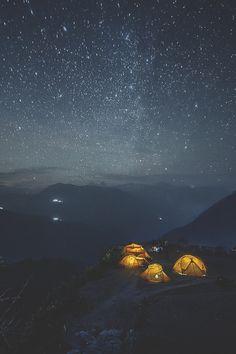 Nepal night star.