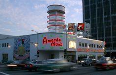 Amoeba Records, Los Angeles, CA, USA