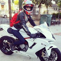 Nice MV Agusta F3 Hot wcw : @bikerdeee Biker chick