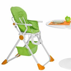 Chicco Chaise haute pocket lunch jade 2