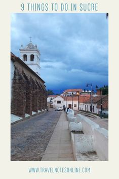 Sucre is one of the most beautiful places in Bolivia. Here are 9 things to see and do to enjoy all its beauty #bolivia #southamerica #backpacking #slowtravel Stuff To Do, Things To Do, Most Beautiful, Beautiful Places, Slow Travel, Bolivia, South America, Backpacking, The Incredibles