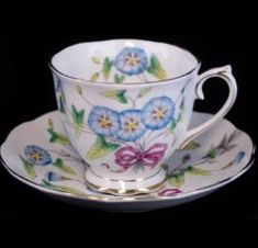 Royal Albert - Teacup & Saucer Set