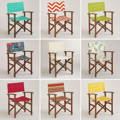 One of my favorite discoveries at WorldMarket.com: Bali Club Chair Collection