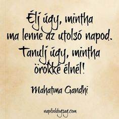 Qoutes, Life Quotes, Word 2, Mahatma Gandhi, My Spirit, Picture Quotes, Karma, Mindfulness, Inspirational Quotes