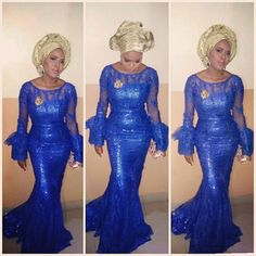 WDN Aso-Ebi Style Look Ebook Christmas Version…It's Love at First Look!