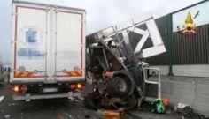 Camion travolge e uccide due operai al lavoro. Un terzo in ospedale